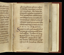 Evidence of Use by a Woman, in 'Aelfwine's Prayerbook'